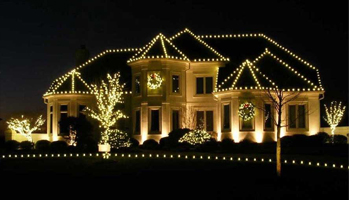 Christmas Light Installation Lansing MI Battle Creek MI Lansing MI  Kalamazoo MI